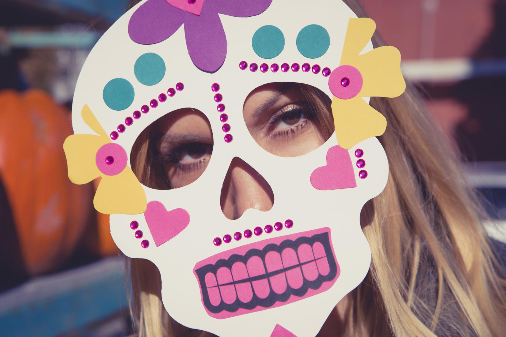 mademoiselle jules mlle halloween fall skeleton