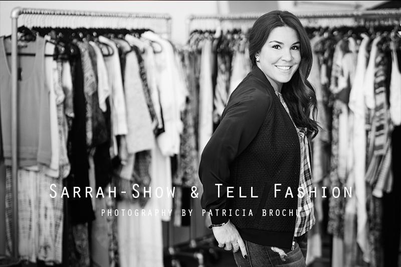 sarrah- Show & Tell Fashion mademoiselle jules blog