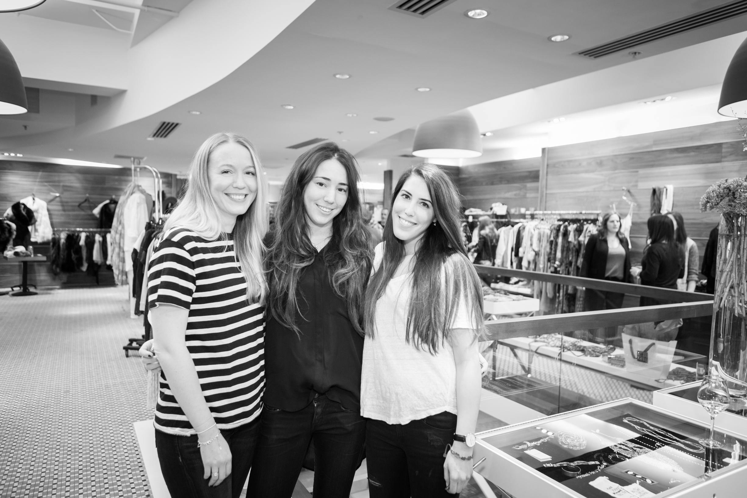 Ashley, Jordan and Maya