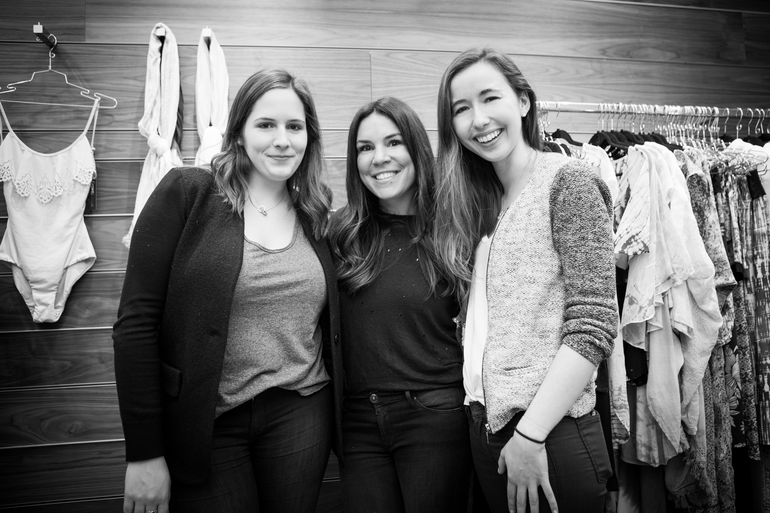 show & tell fashion mademoiselle jules launch