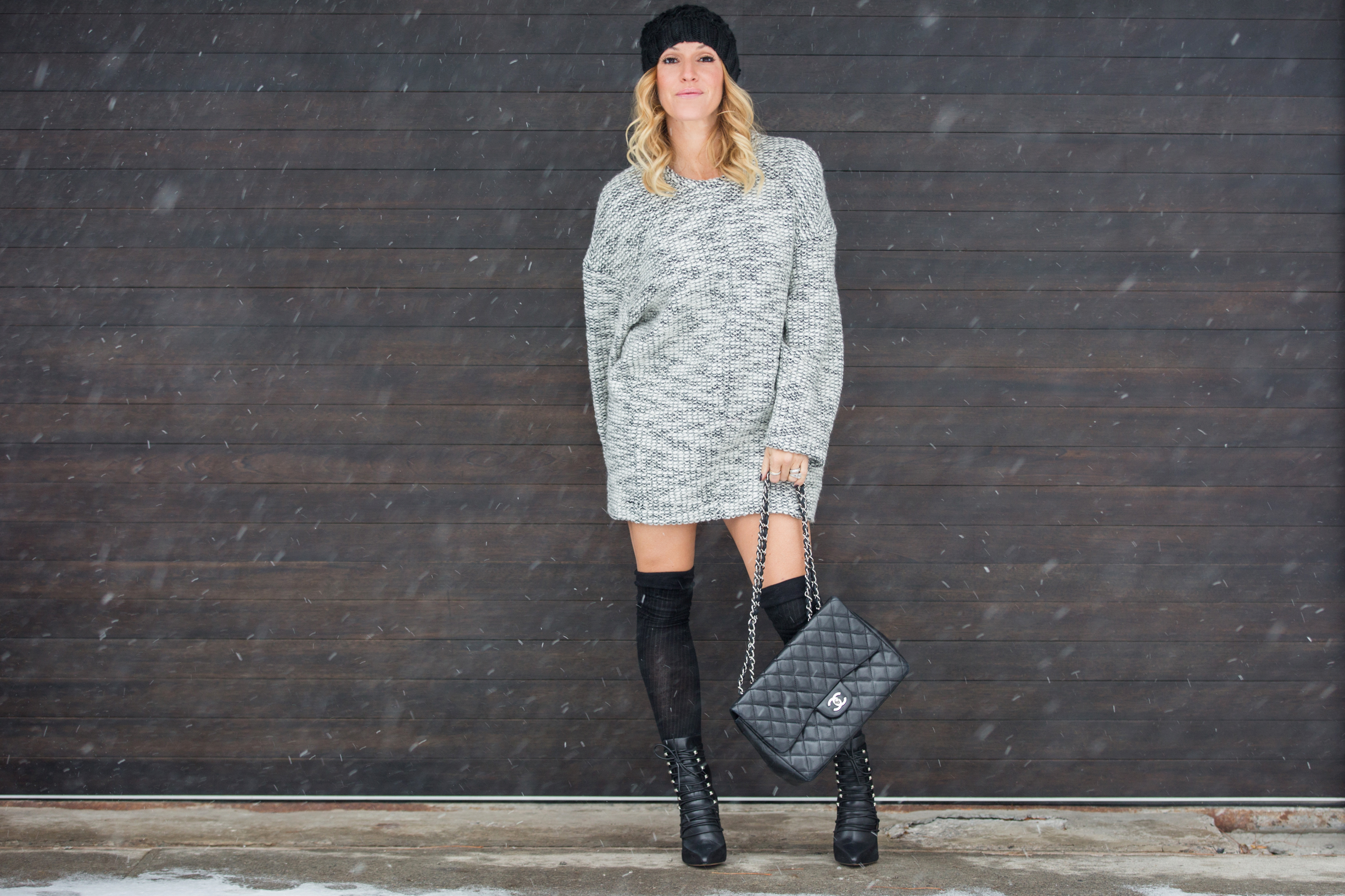 mademoiselle jules sweater weather fashion post blog