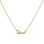 Bettyray love necklace valentine mademoiselle jules mlle