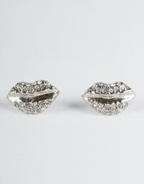 lips earrings from NSC valentine mademoiselle jules
