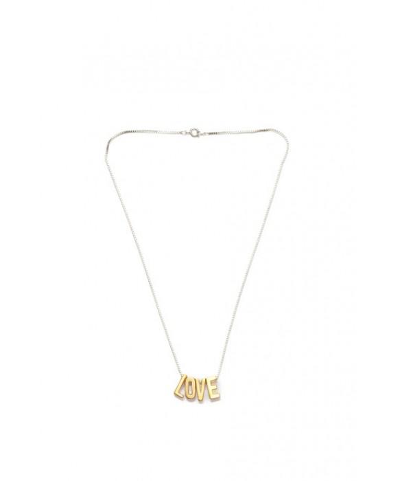 love necklace mademoiselle jules mlle valentine