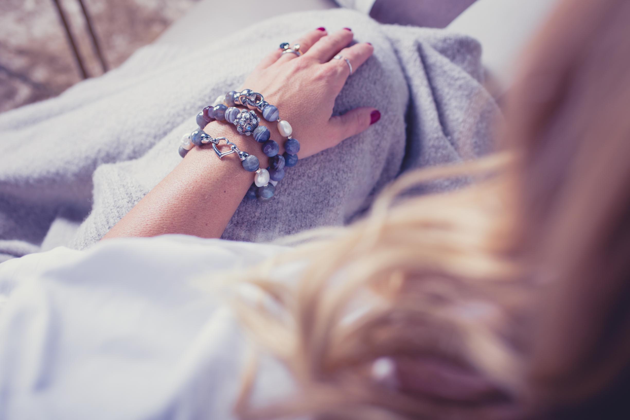 Bracelets from  Linda Lee Jewels
