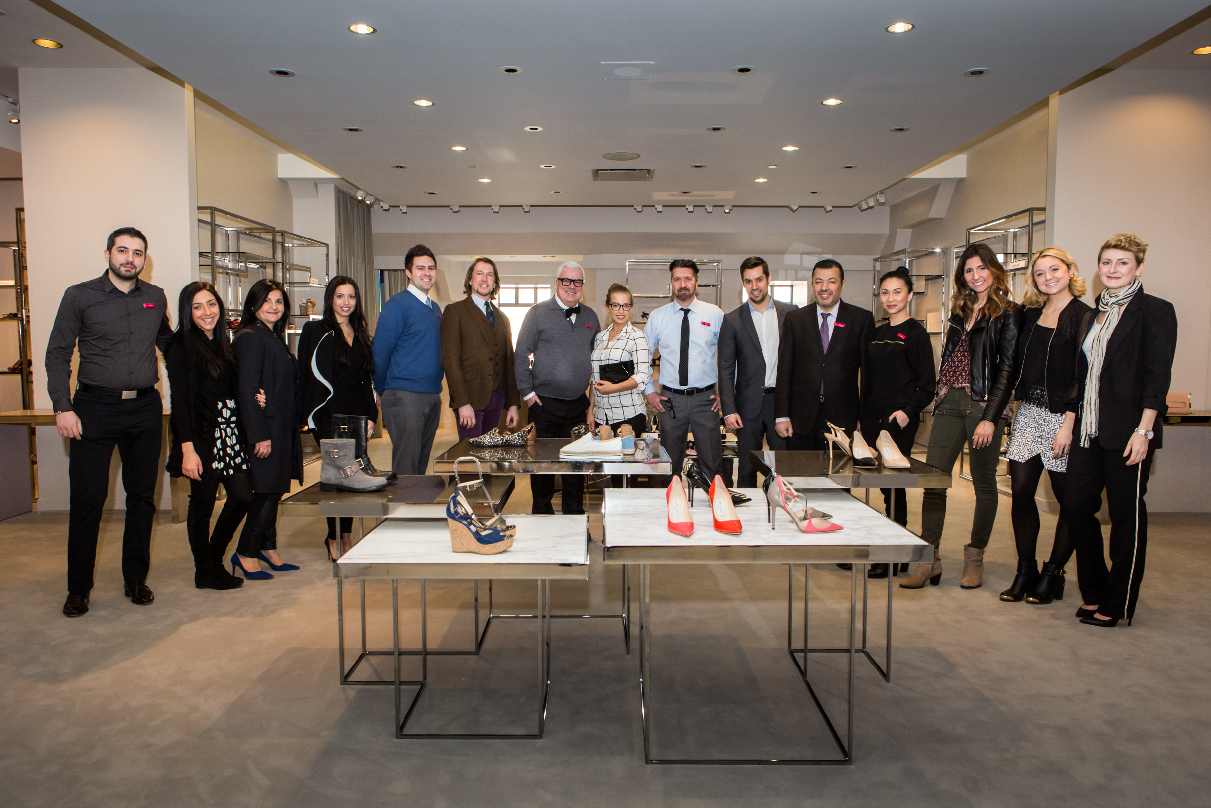 Holts Ogilvy crew montreal marketing fashion post mademoiselle jules mlle