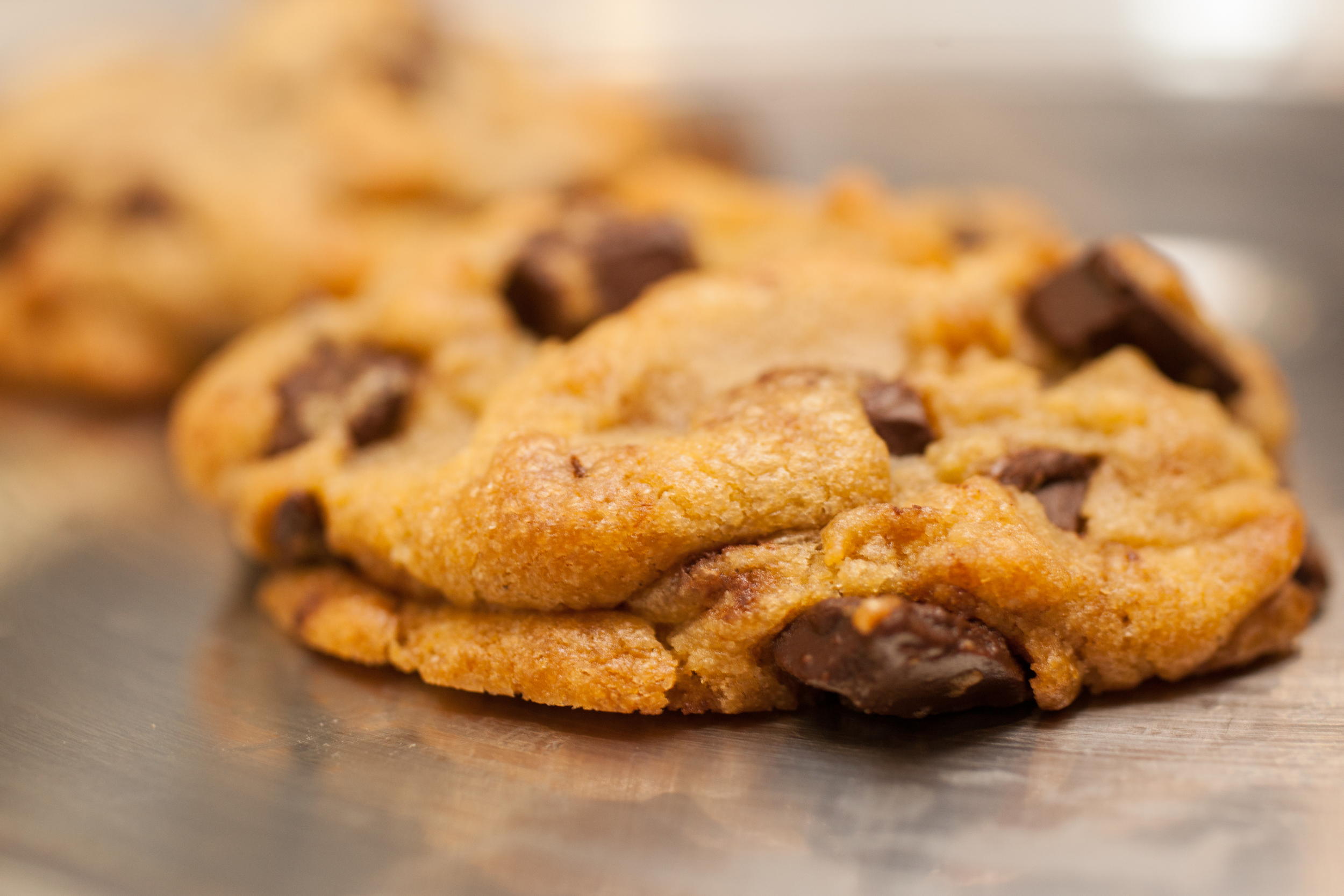 chocolate chip cookie for Mandy's on mademoiselle Jules mlle blog westmount montreal