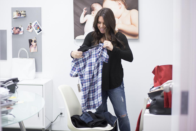 Sarrah Sheiner show and tell fashion fashion blog mademoiselle jules mlle