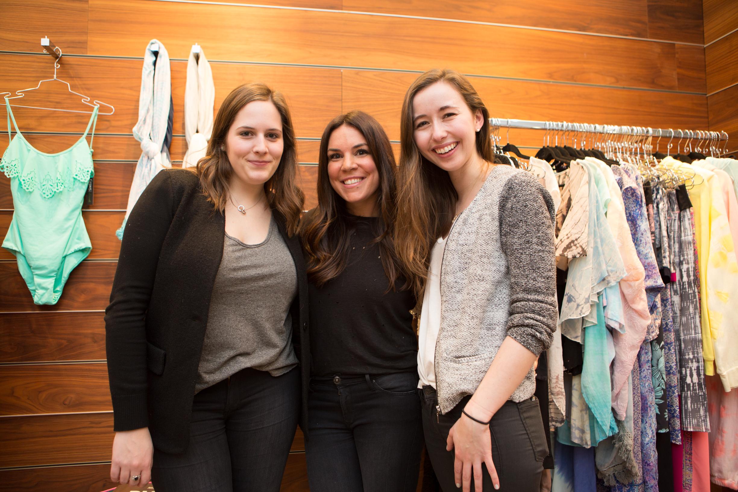 Sarrah sheiner show and tell fashion blog mademoiselle jules