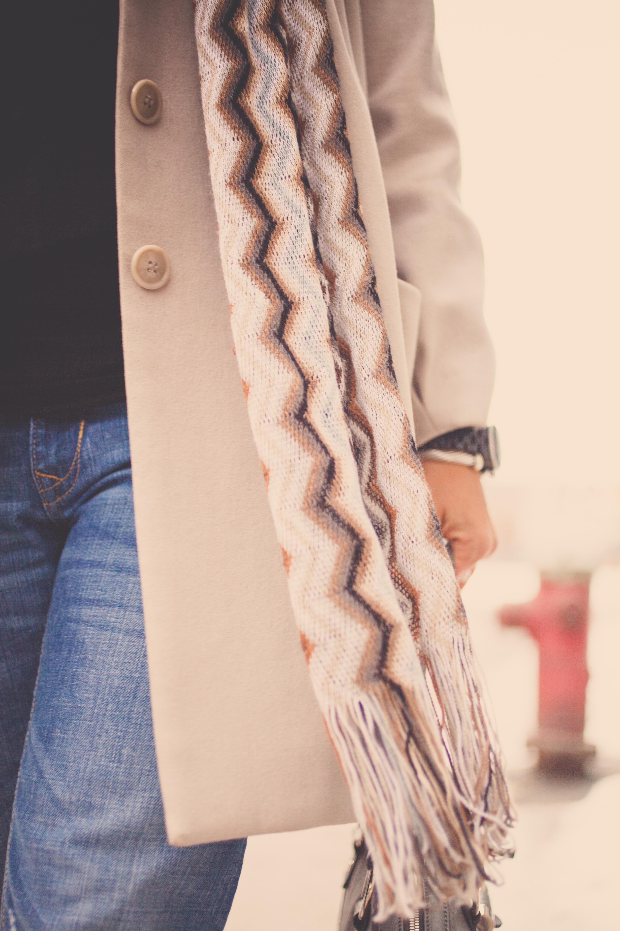 mademoiselle jules fashion blog mlle jules missoni scarf