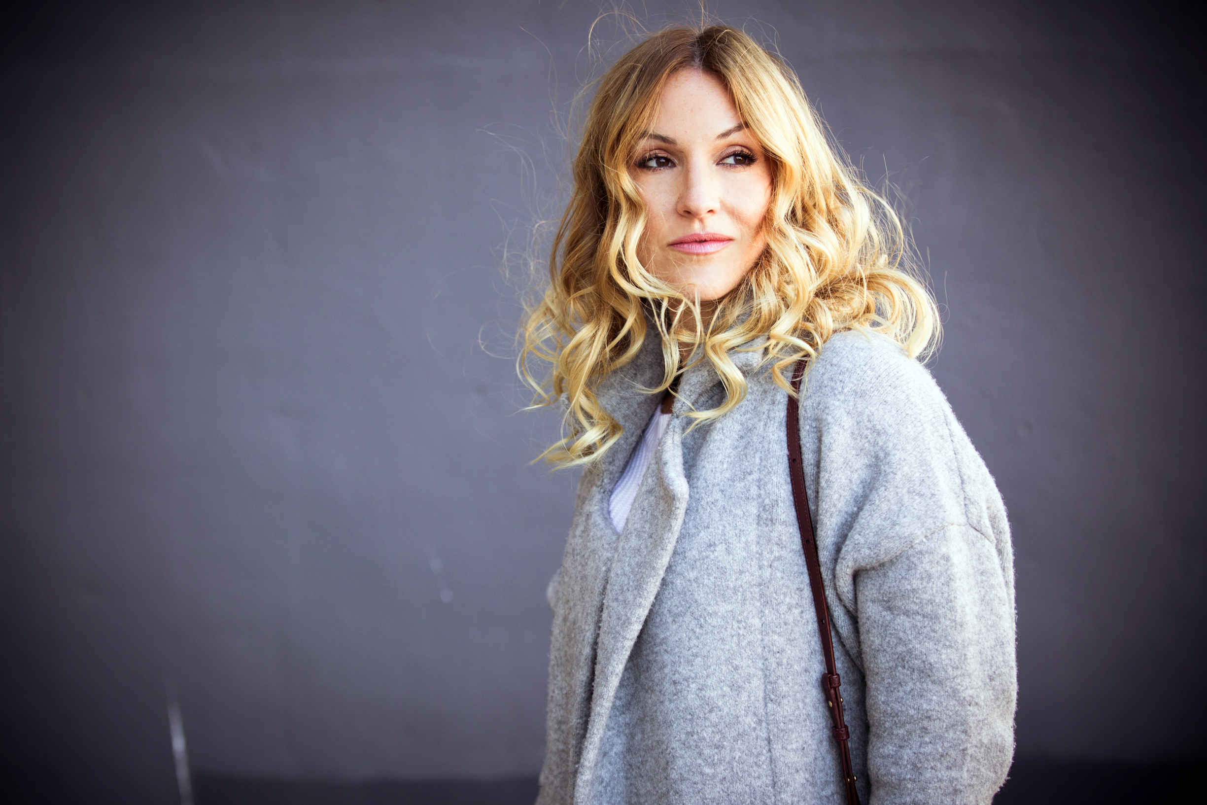 mademoiselle jules fashion blogger montreal canada mlle jules soyer LA coat