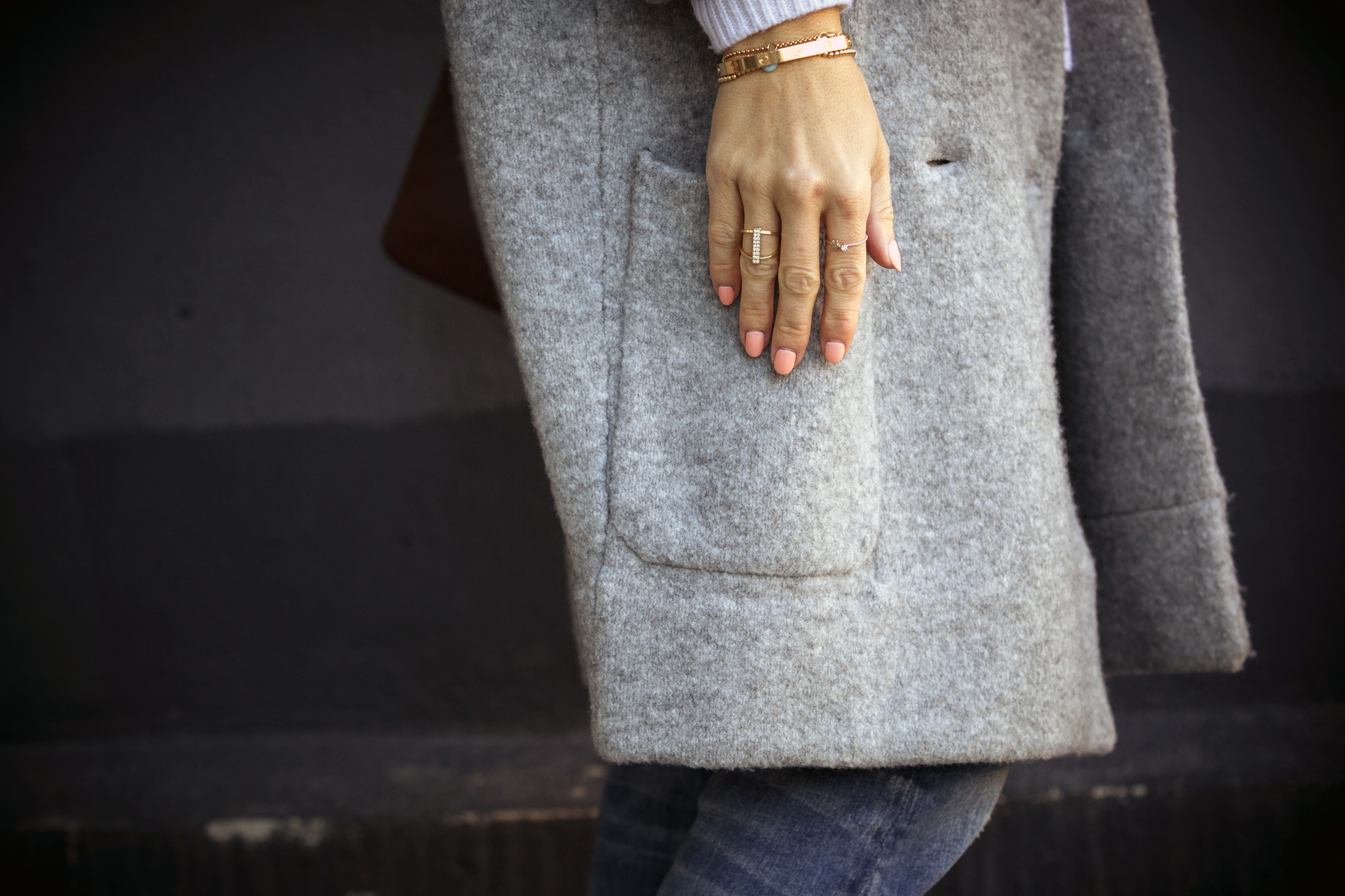 soyer coat from Curve boutique on mademoiselle jules fashion blog lifestyle mlle jules