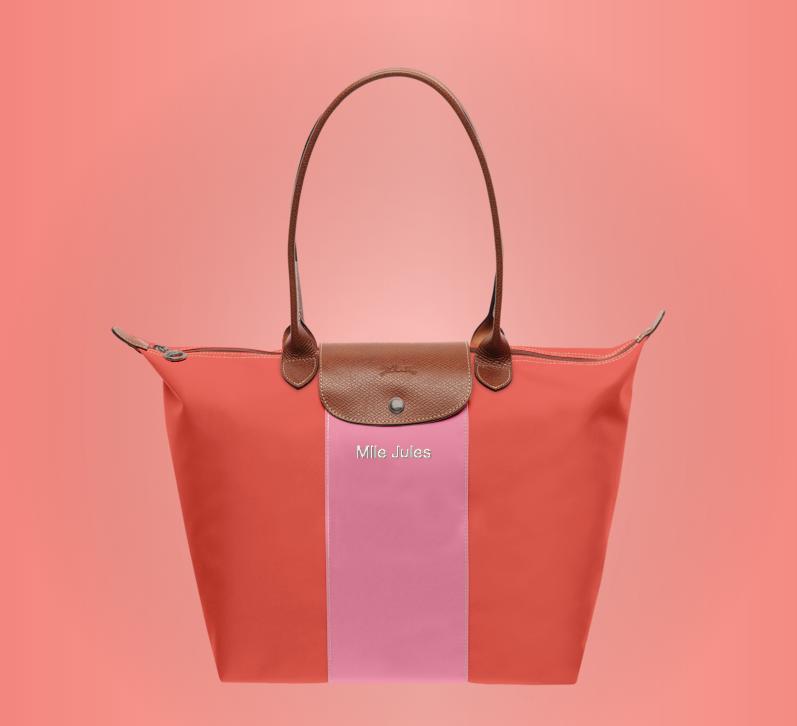 mlle jules longchamp bag pliage fashion blog