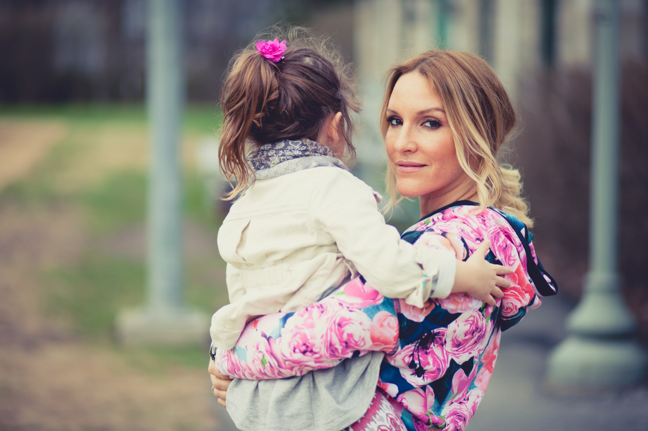 mademoiselle jules is a mom mothers day post