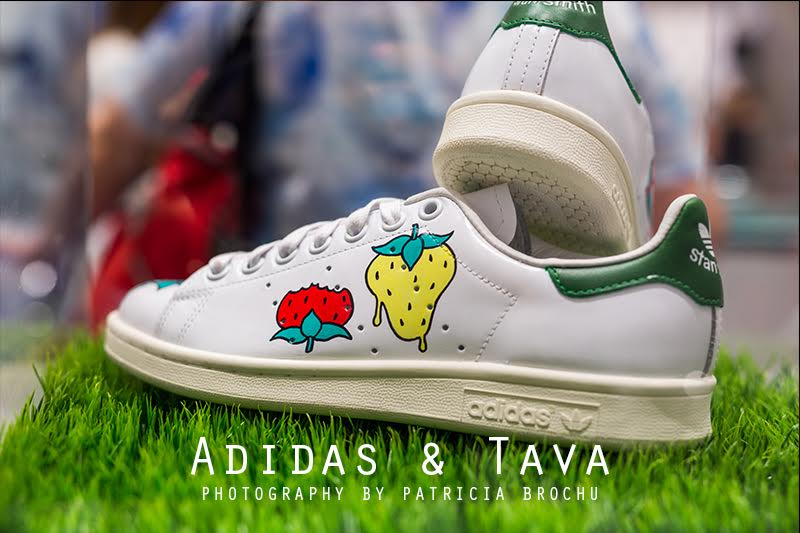 tava browns shoes adidas stan smith fashion collaboration blog mademoiselle jules