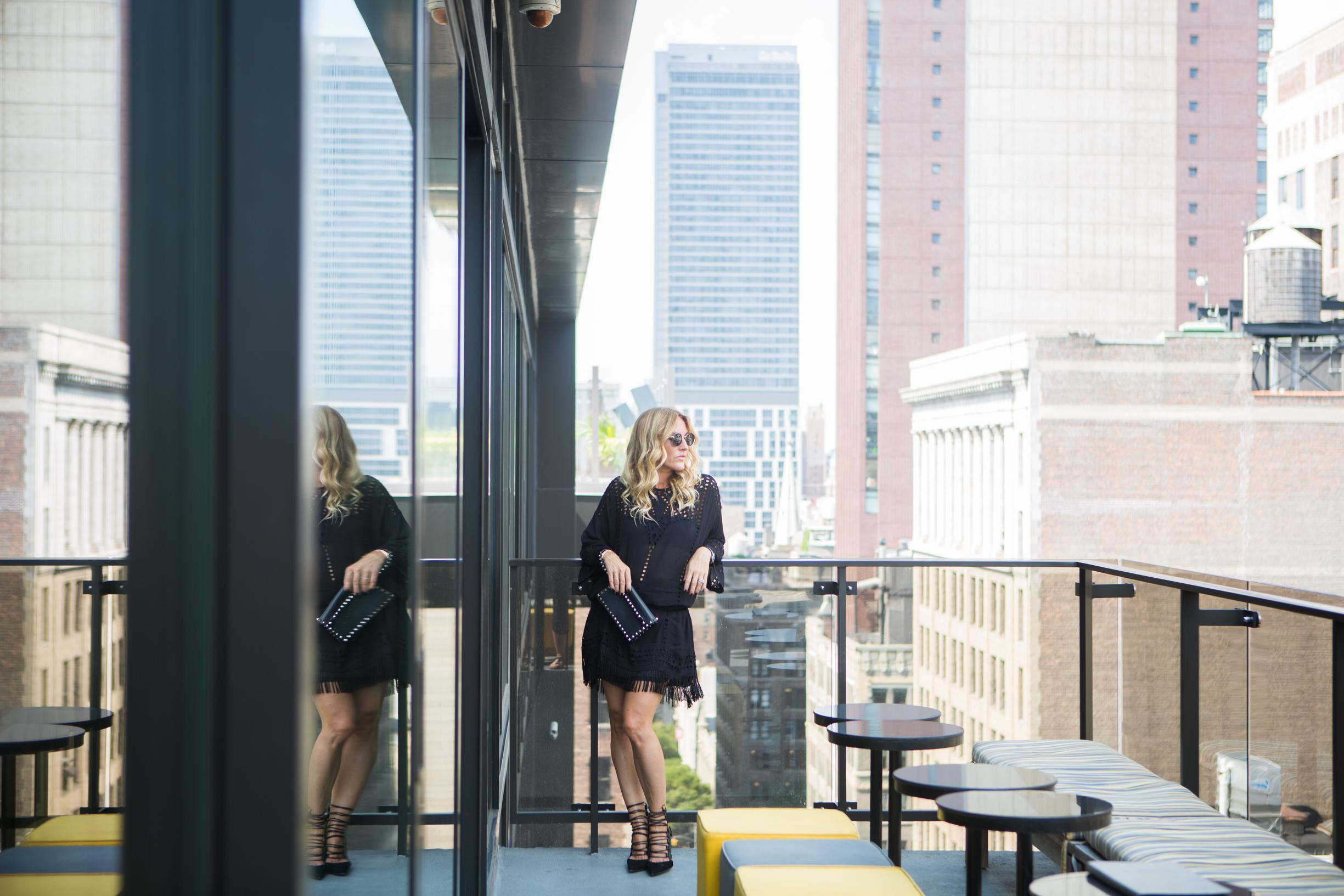 mademoiselle jules ootd new york fashion week ganesvoort park hotel
