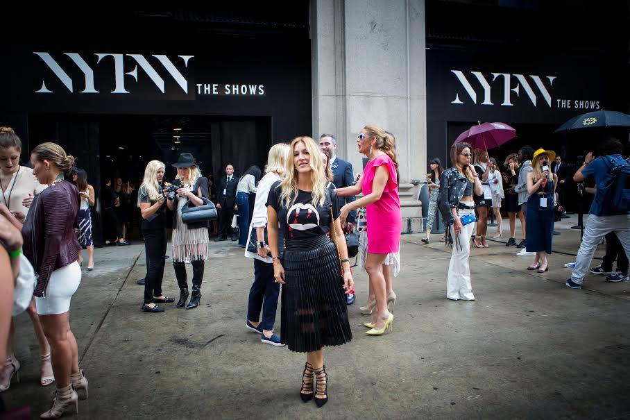 Mademoiselle jules fashion blog NYFW BCBG Max Azria SS16