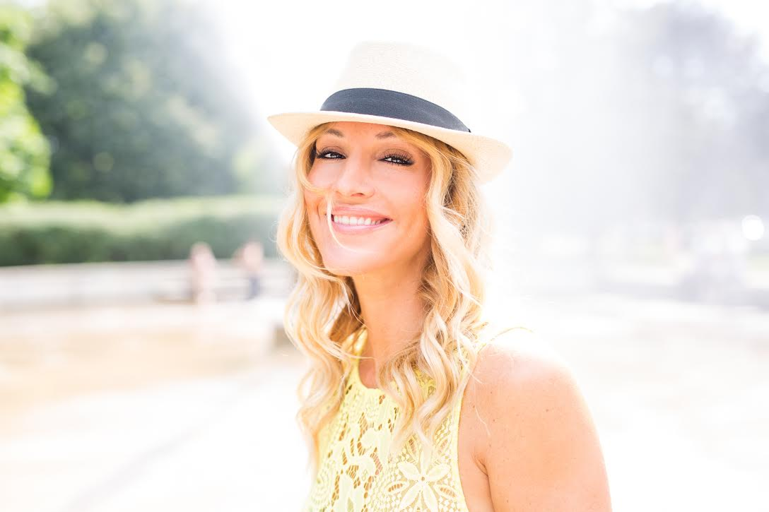 mademoiselle jules mlle fashion blog Canadian blogger blondes have more fun fedora love and lemon