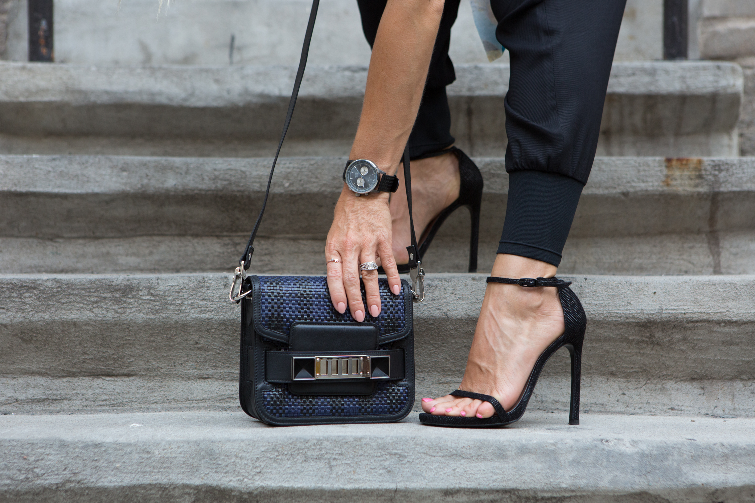 triwa watch from Ben & Boule trading on mademoiselle jules fashion canadian blogger