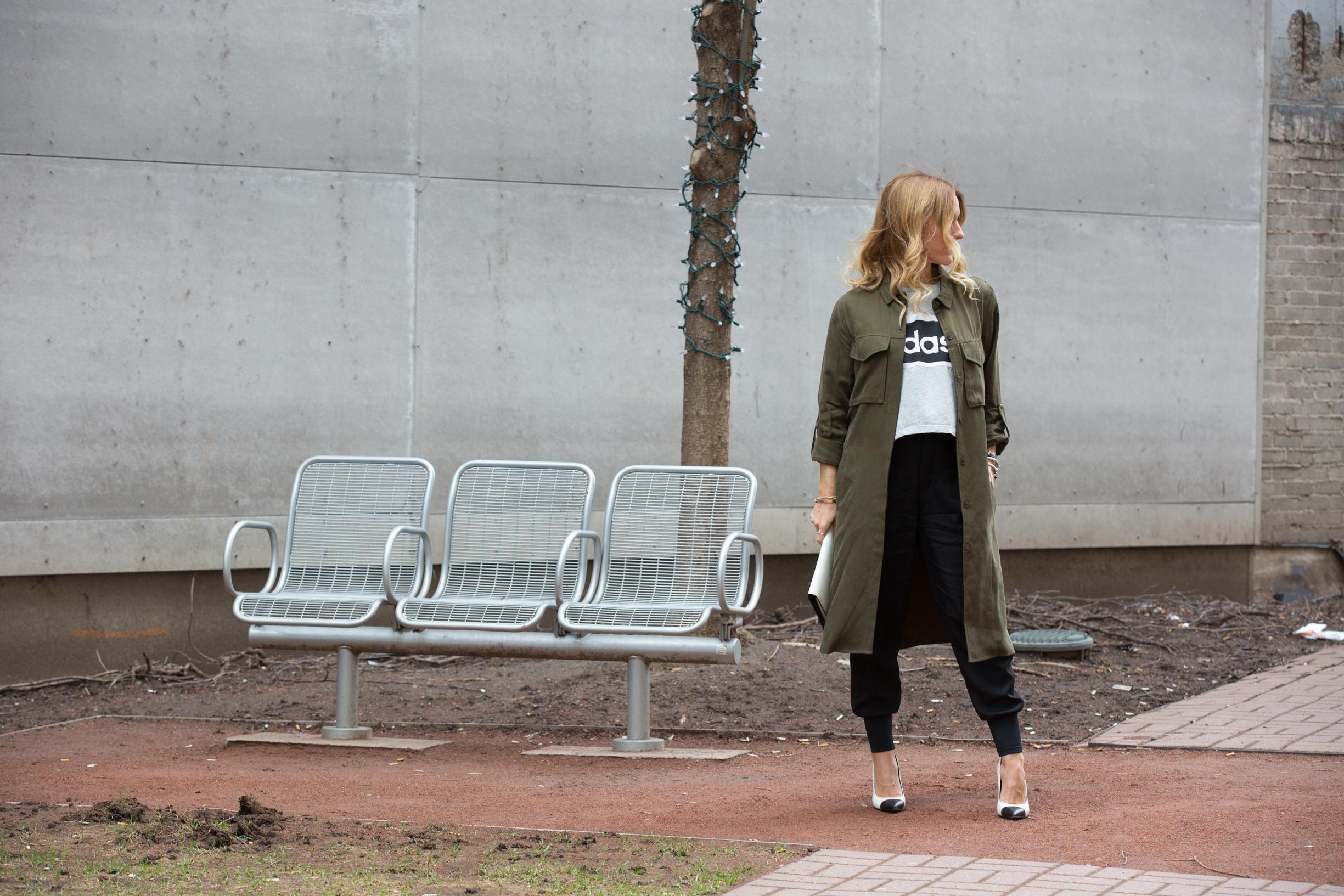 military grade fashion blog mademoiselle jules ootd