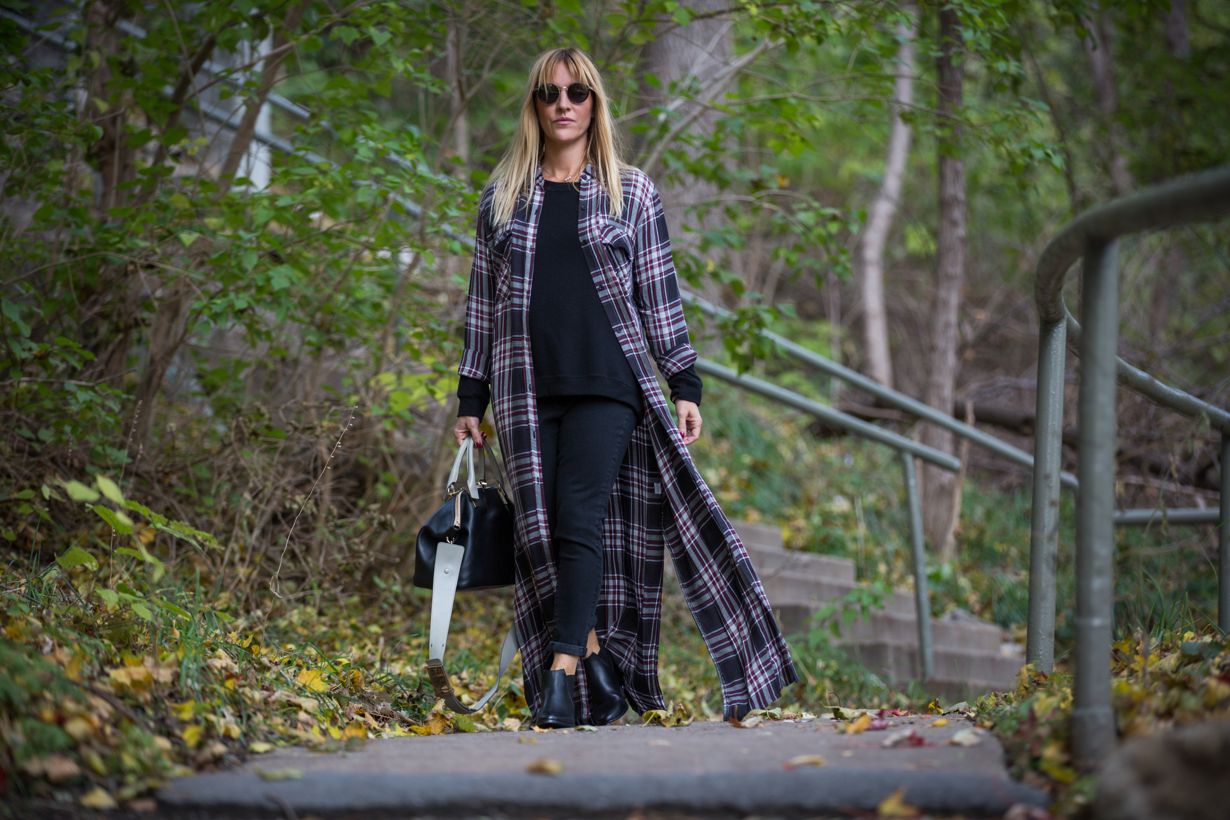 Cartel footwear ankle boots from ponyride distribution on Mademoiselle Jules Canadian fashion blogger