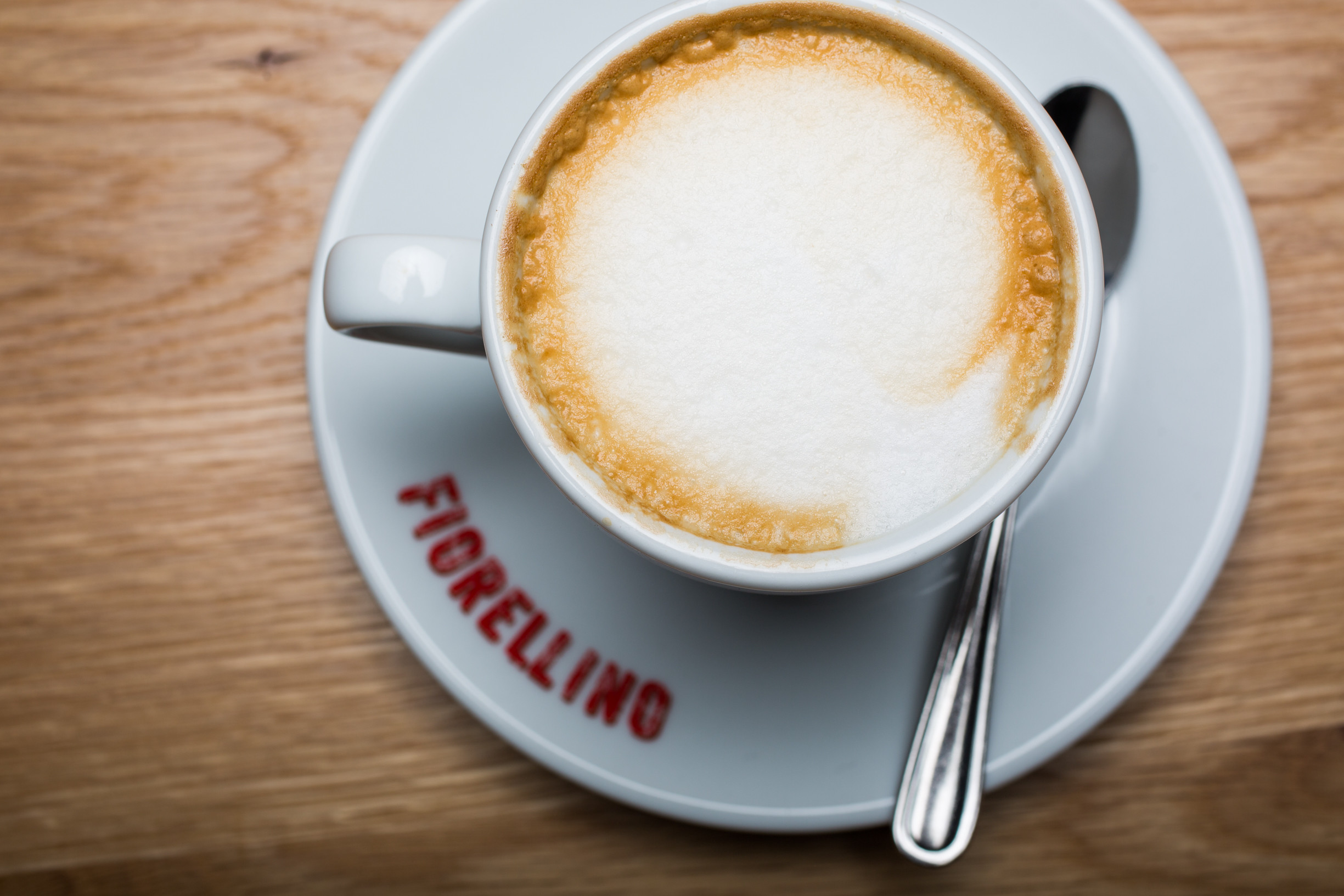 café coffee from Fiorellino italian restaurant from montreal by blogger mademoiselle jules