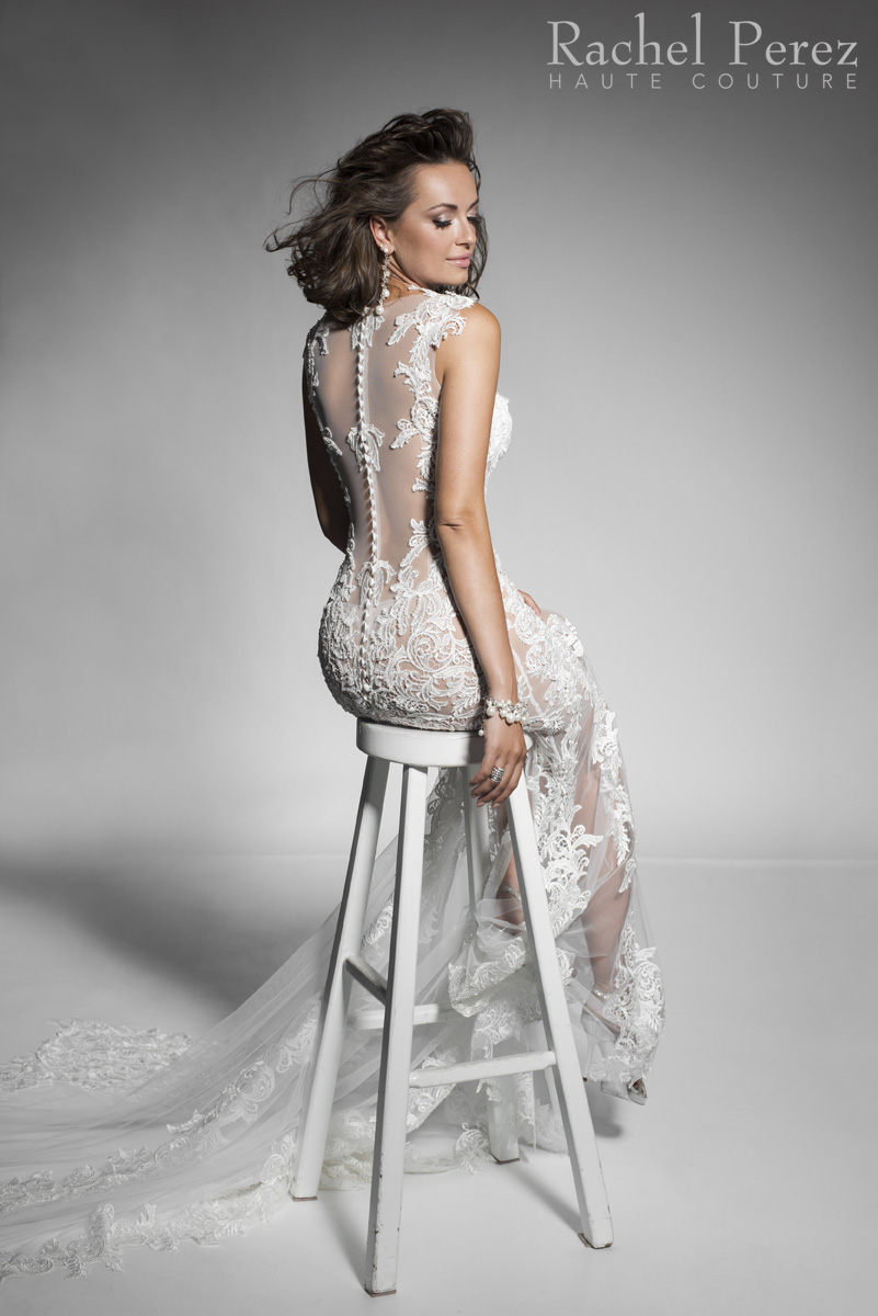 rachel perez haute couture on mademoiselle jules's blog bridal gown