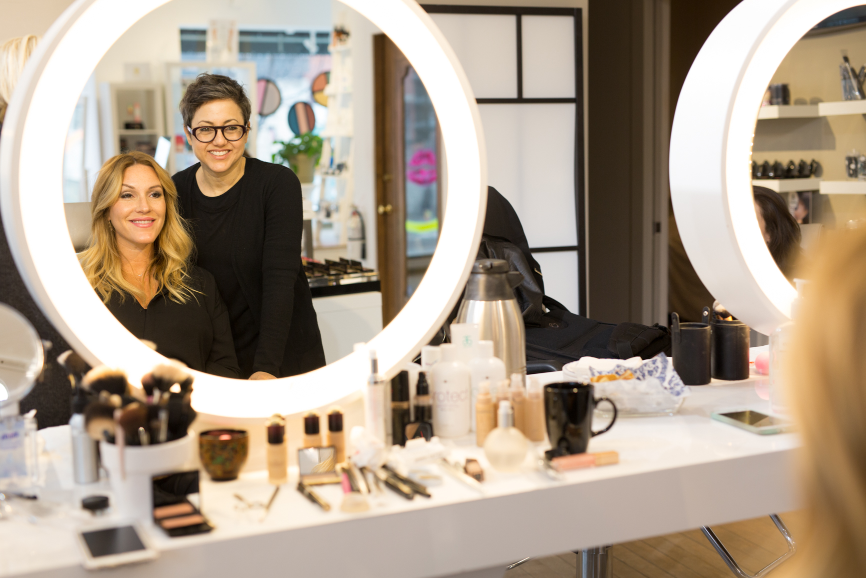 Annie Young cosmetiques westmount blogger mlle jules