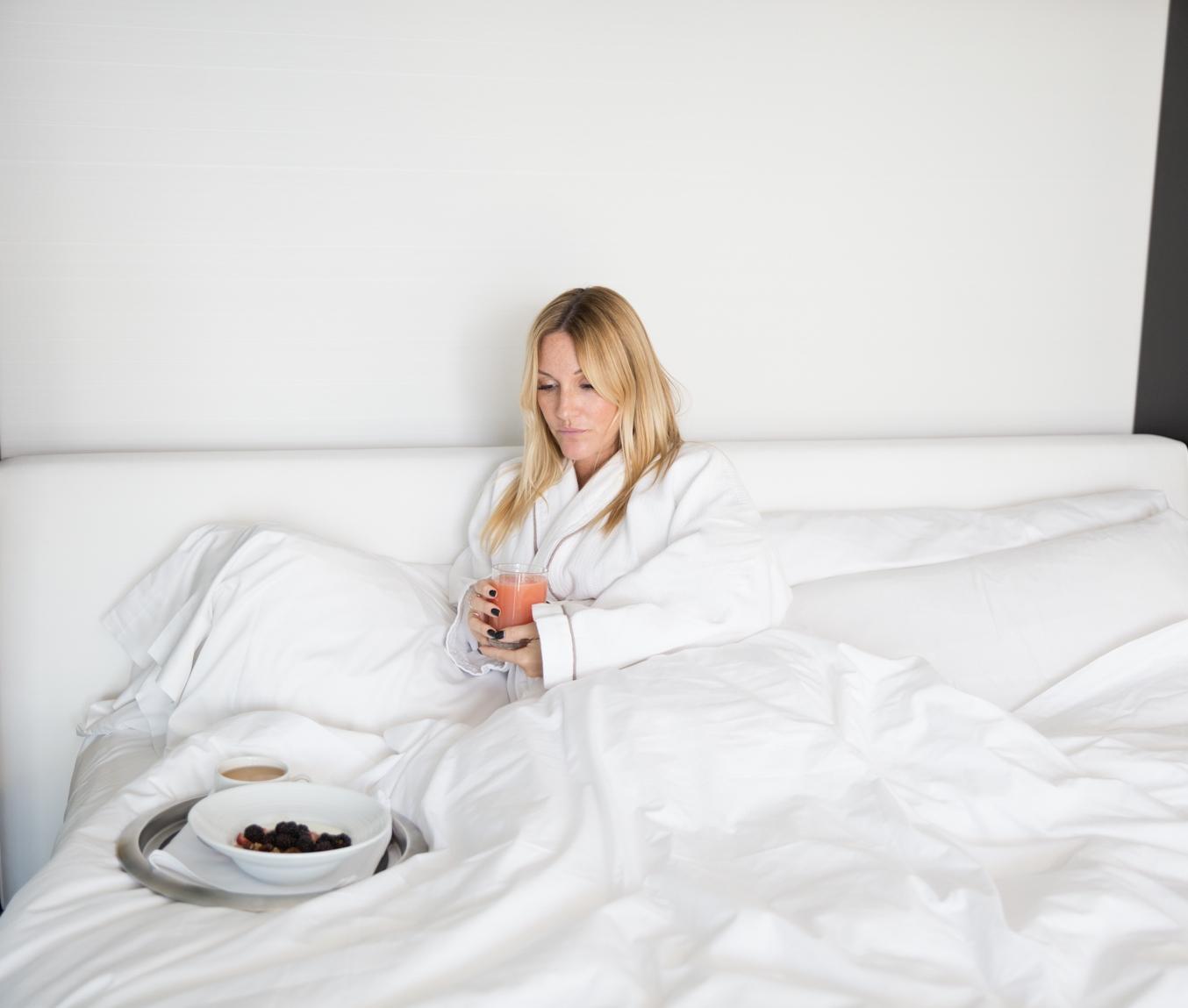 Endy Sleep by blogger Mlle Jules