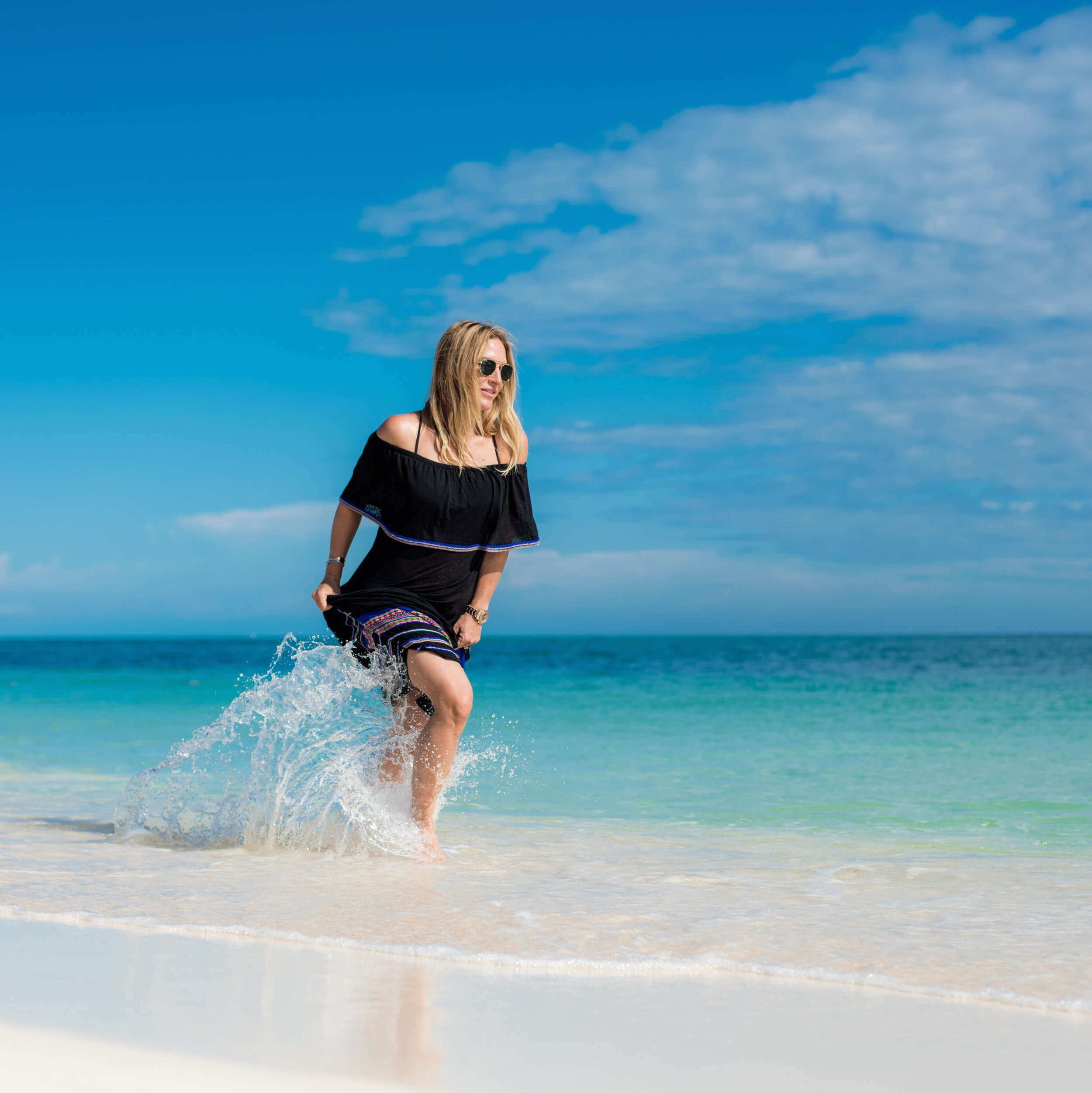 family vacation experience air transat lifestyle blog mademoiselle jules mlle at the finest playa Mujeres mexico