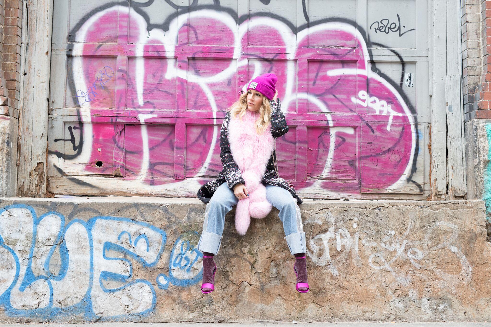 Mademoiselle jules fashion beauty blogger montreal canada holt renfrew