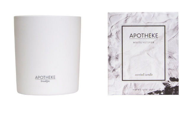 Apotheke - White Vetiver