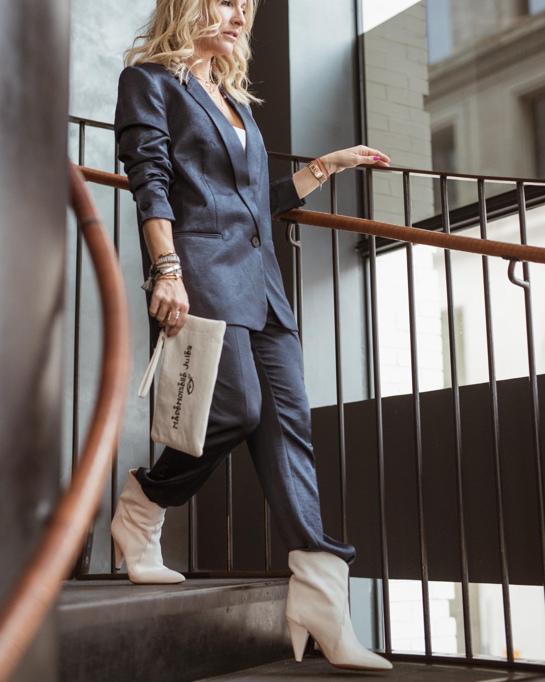 suit:  Ba&SH Paris