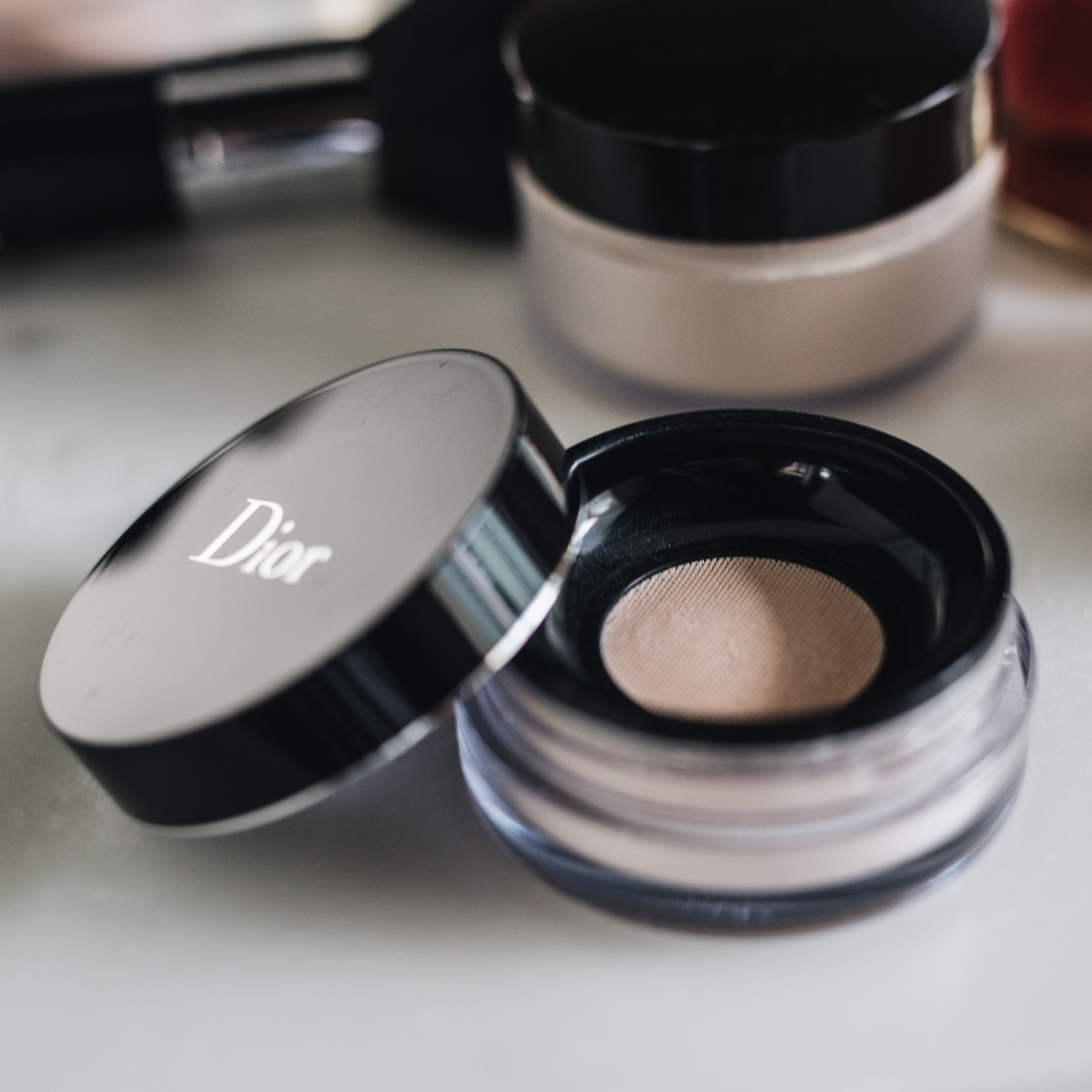 Dior - Skin Forever & Ever Control Invisible Setting Powder