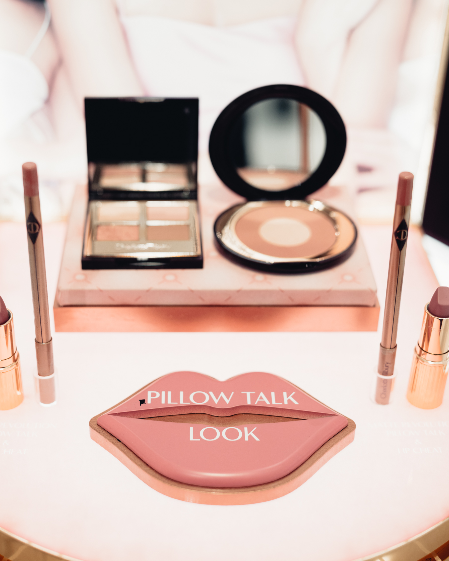 pillow talk collection charlotte tilbury