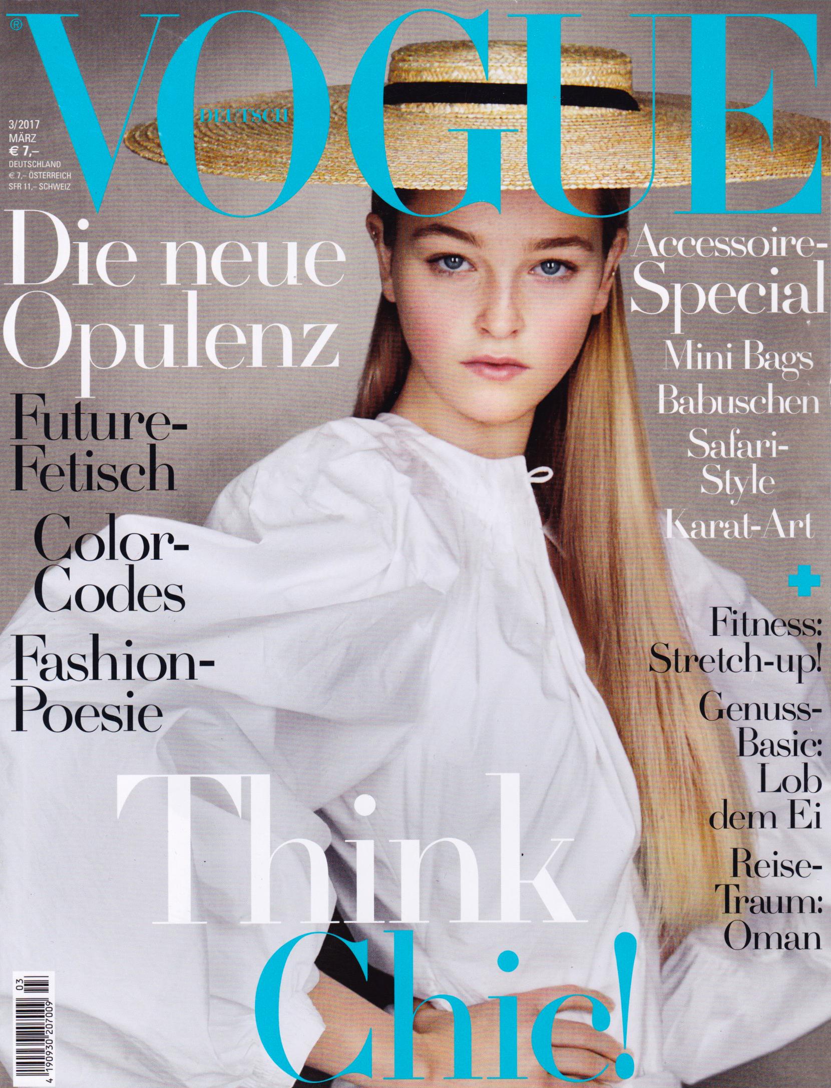 Jovana Djuric Dervish Hat Vogue Germany March 2017 Cover.jpg