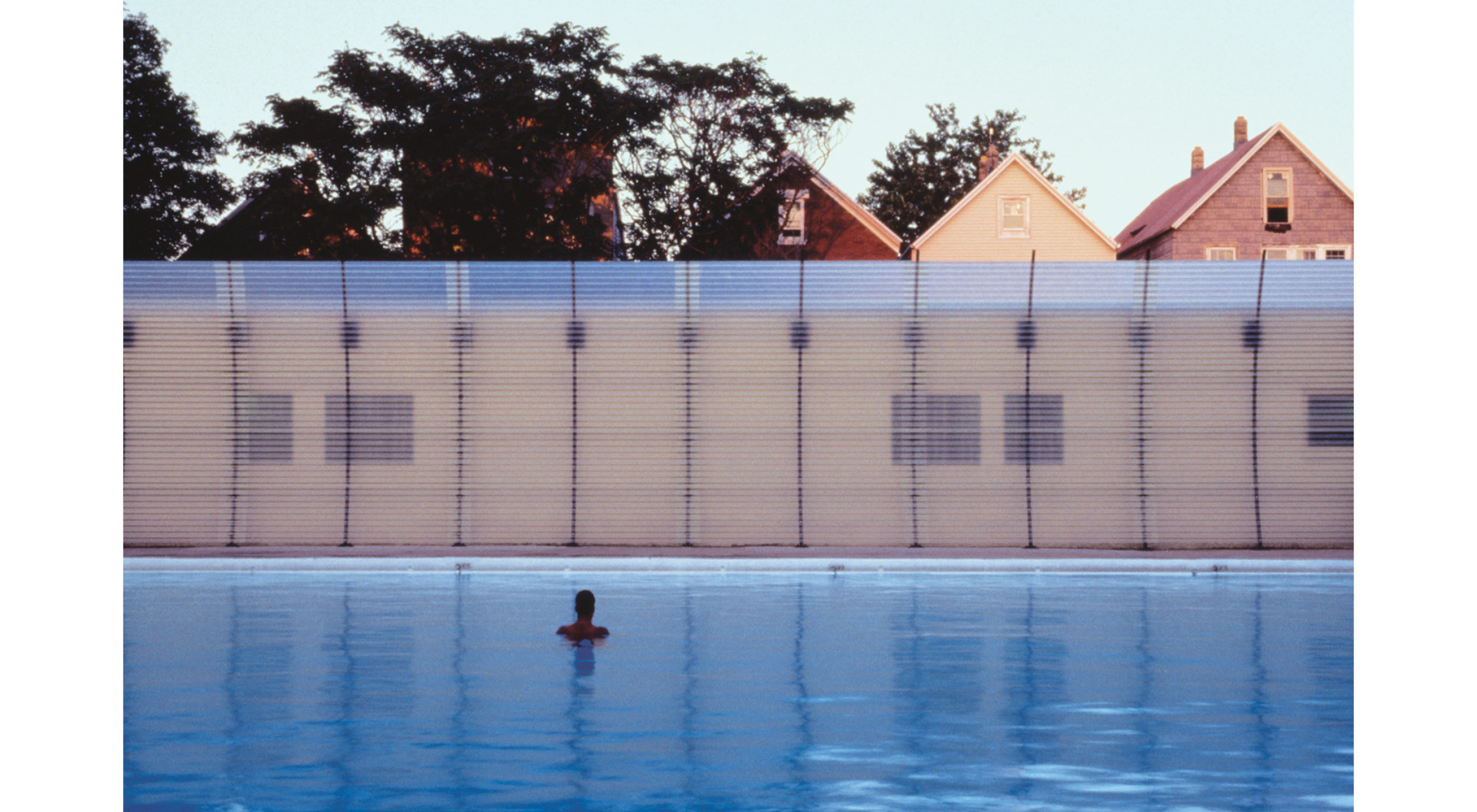 Davis Square Park Field House and Pool . Woodhouse Tinucci Architects