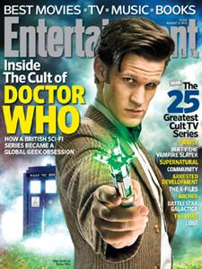 Doctor Who EW