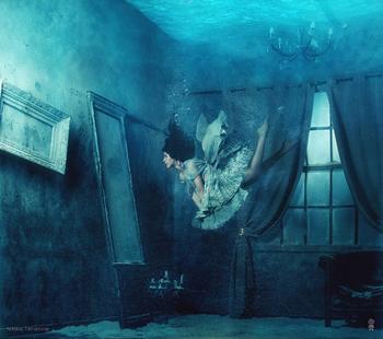 Gravity by Nikolay Tikhomirov