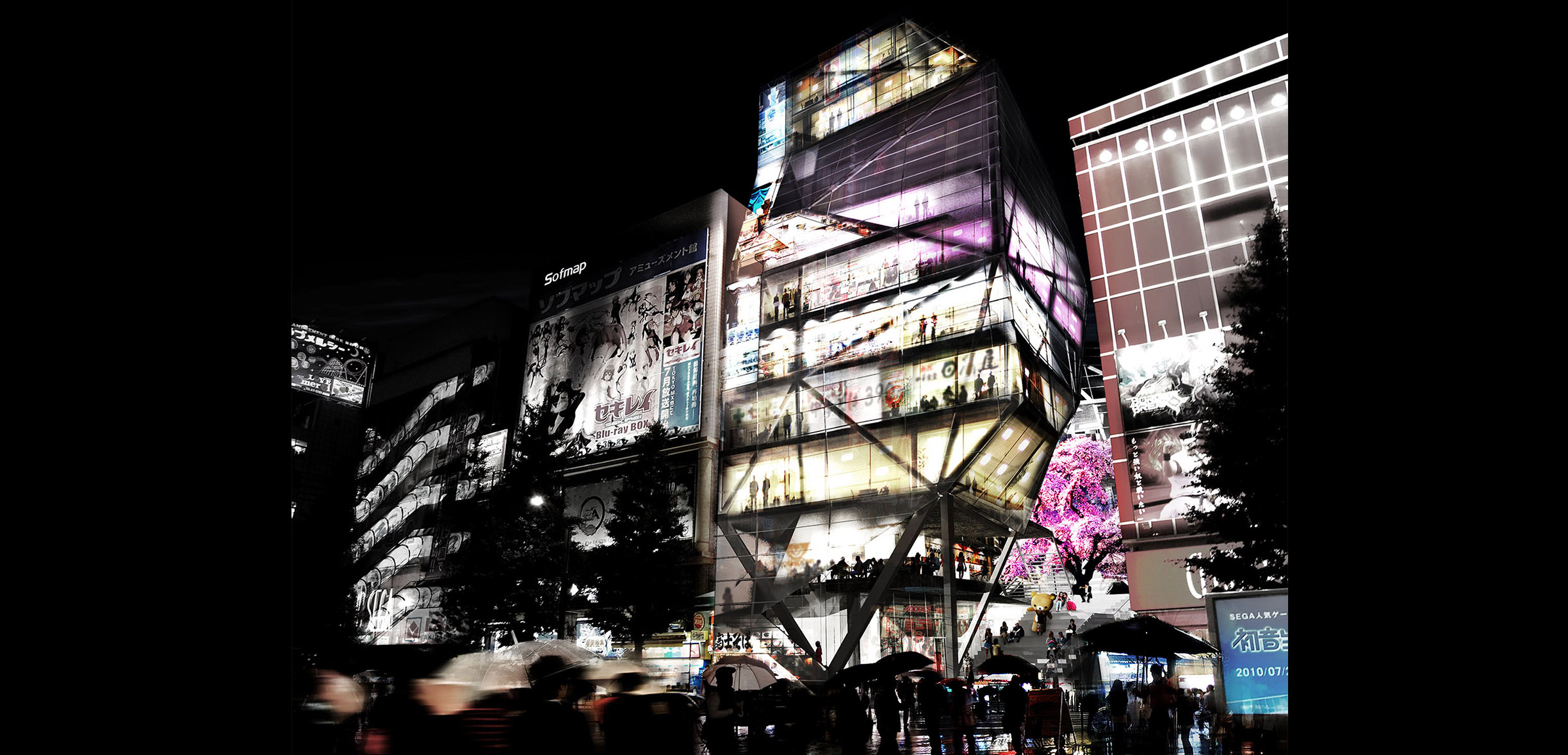 Competition Entry   Moment Design    Tokyo