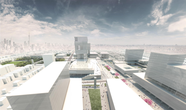 Dufferin Master Plan  Moment Design    Toronto