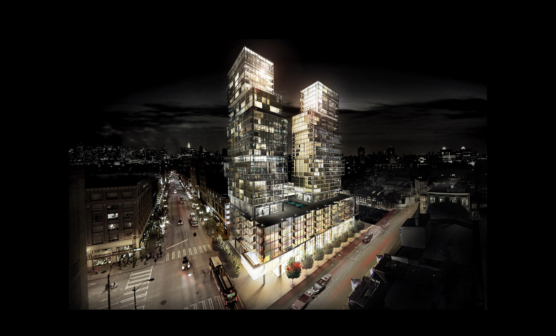 Village Square  Core Architects    Toronto
