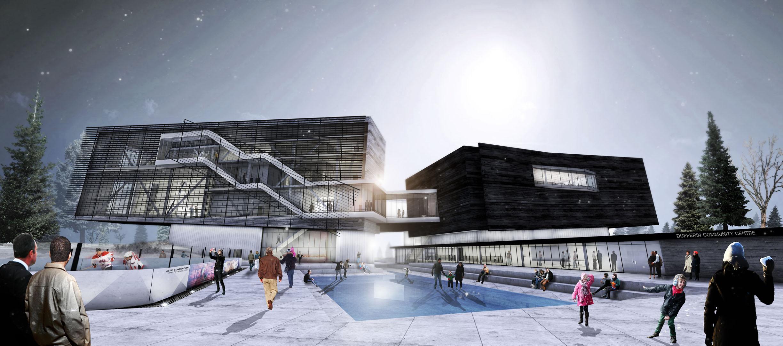 Dufferin Community Centre    Moment Design   Toronto
