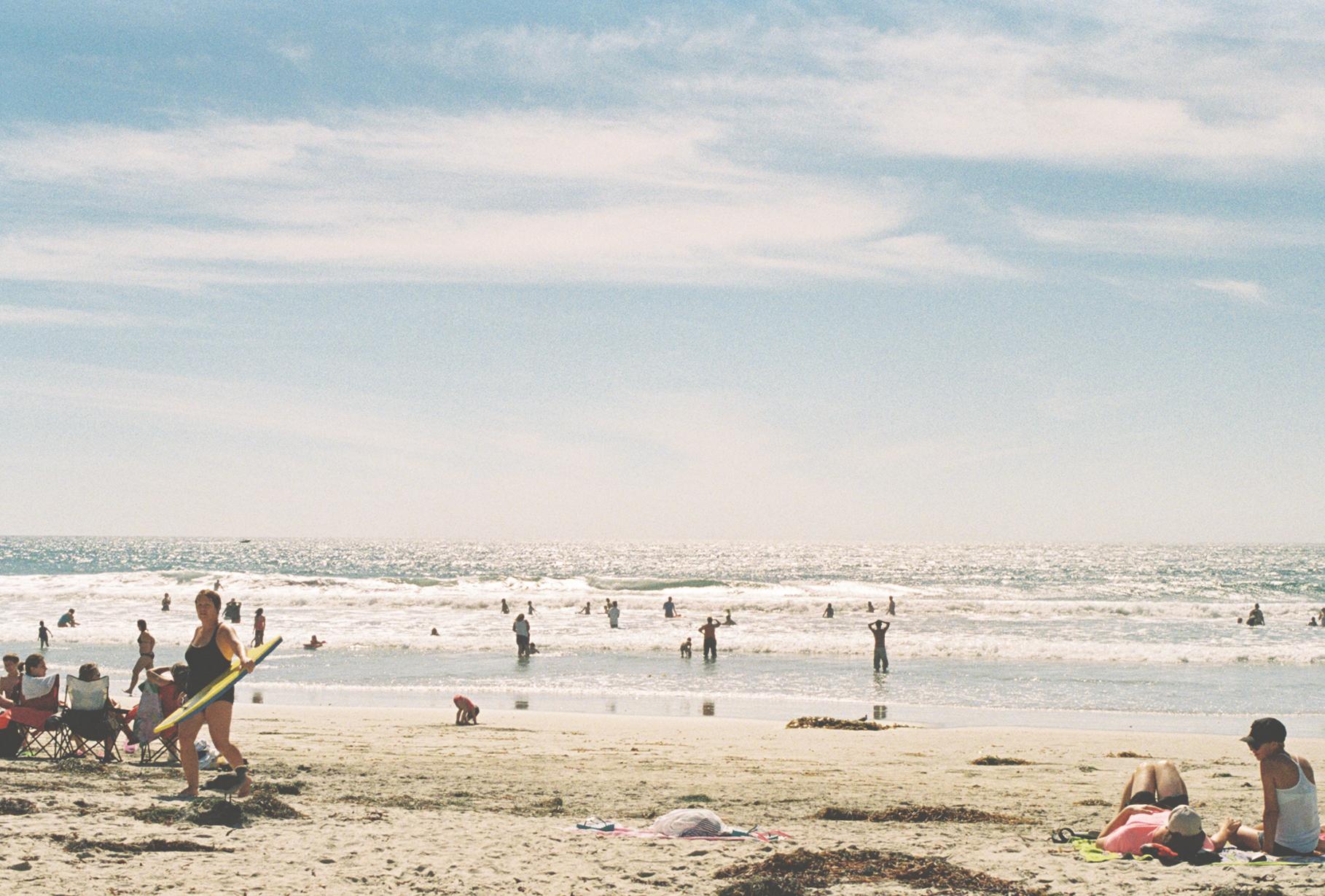 MIssion Beach, San Diego. 2014.