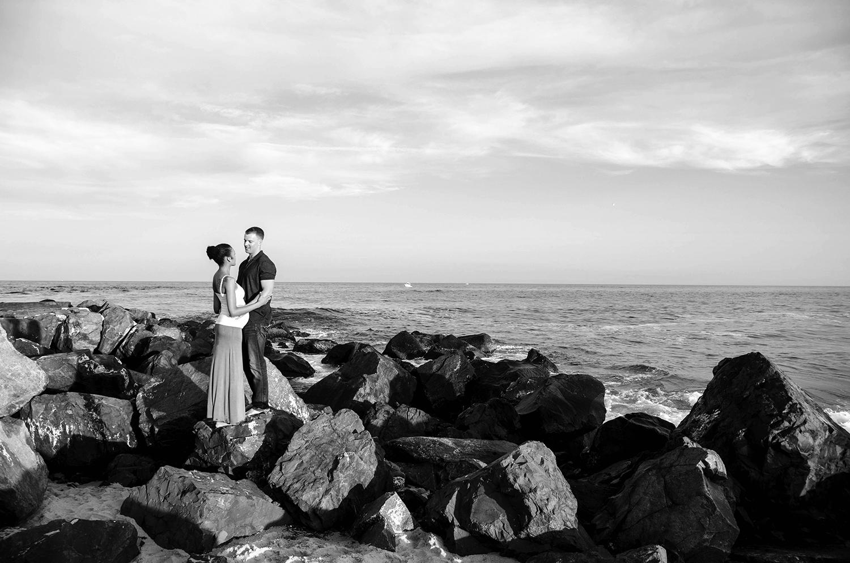 Josh+Ashlee l Beach Sunset Maternity l Avon NJ l Olivia Christina Photography 10.jpg
