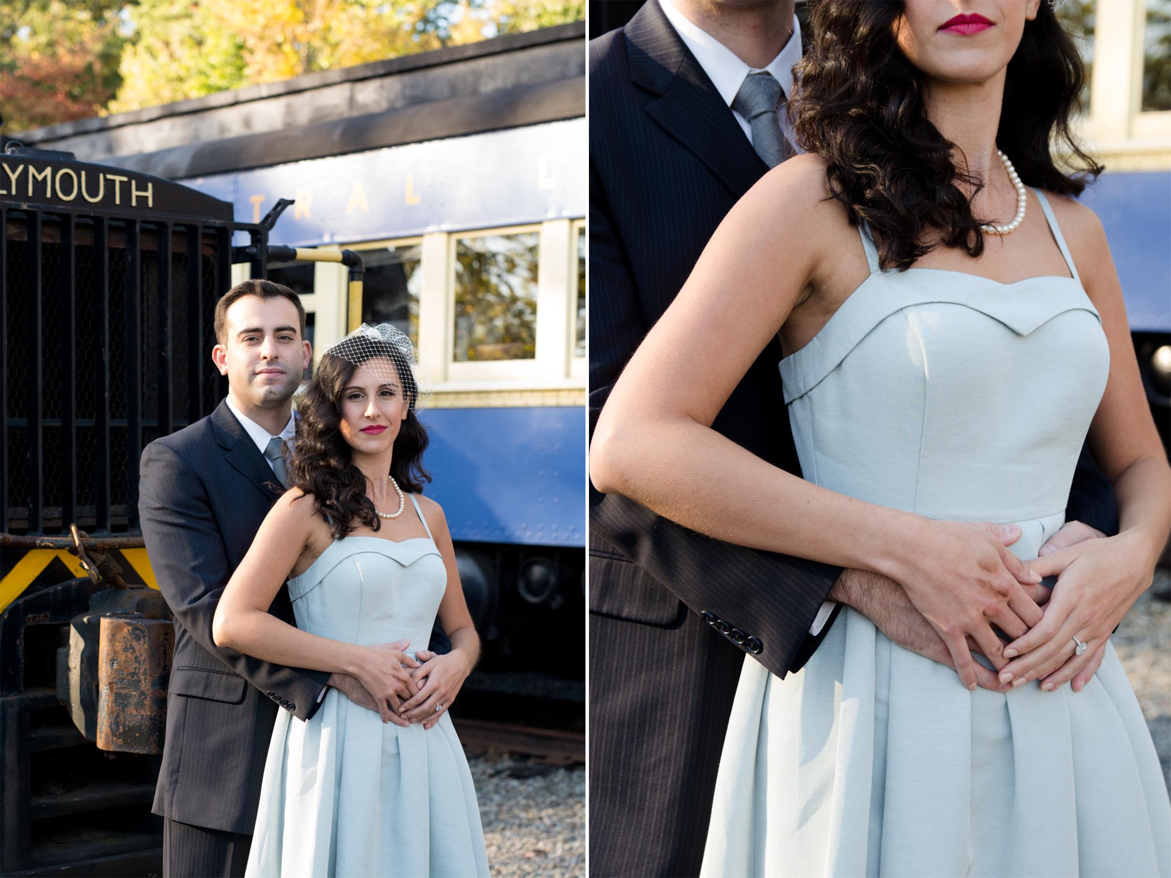 M+J Engagement Photos 1- Whippany Railway Museum- New Jersey -Olivia Christina Photography.jpg