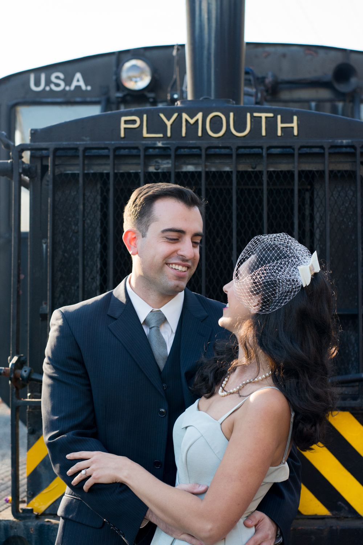 Michelle and Joe- Whippany Railway Musem 1950s Engagement - New Jersey -Olivia Christina Photography-8.jpg