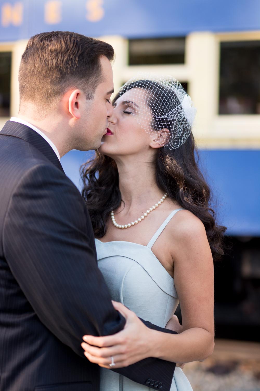 Michelle and Joe- Whippany Railway Musem 1950s Engagement - New Jersey -Olivia Christina Photography-23.jpg