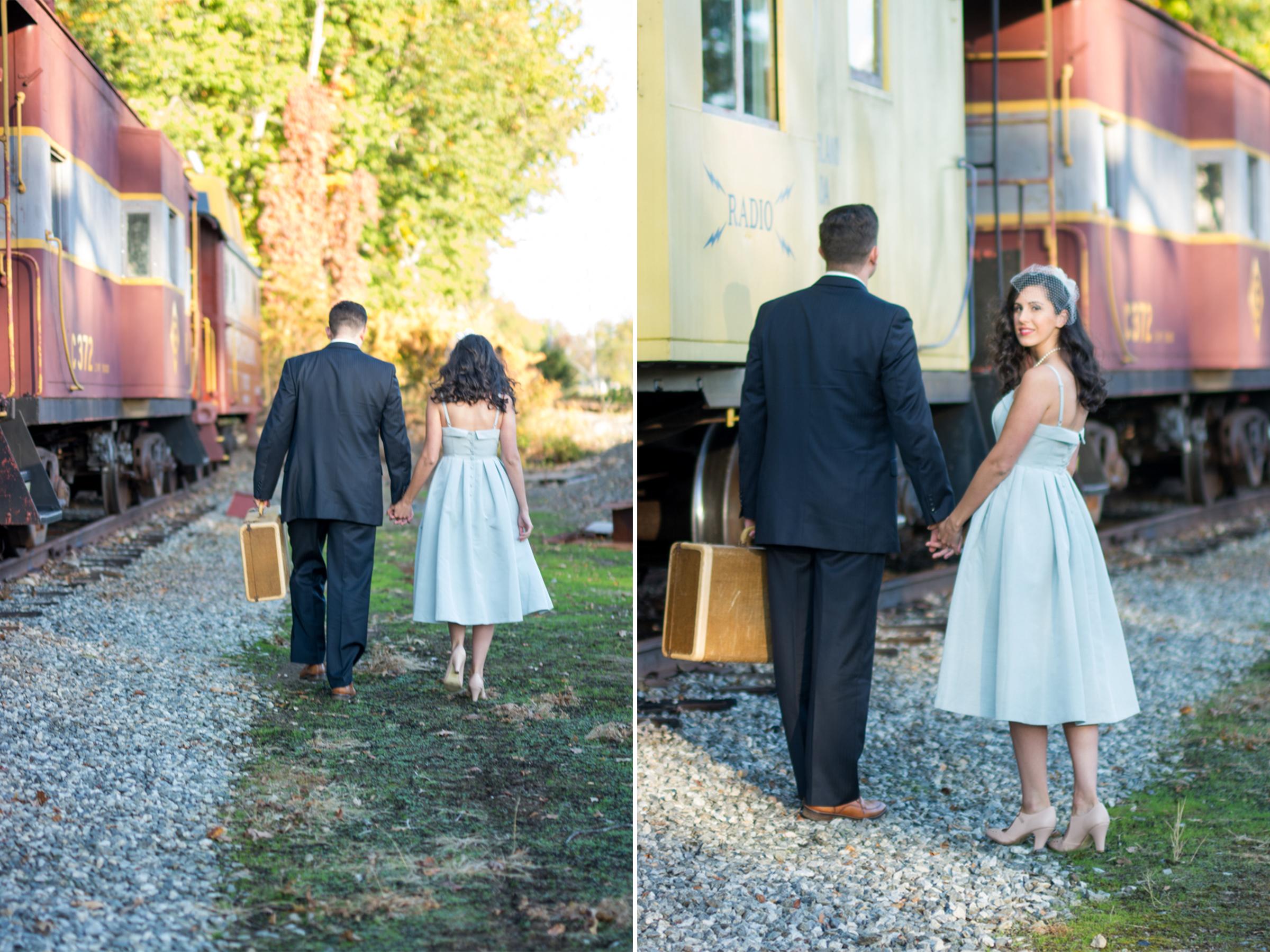 M+J Engagement Photos 5- Whippany Railway Museum- New Jersey -Olivia Christina Photography.jpg