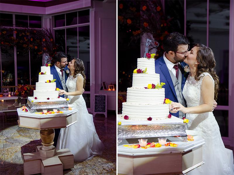 Ioana+Nikola- Bride and Groom Cake Cutting- Westmount Country Club- Wedding Photography-Olivia Christina Photo-1.jpg